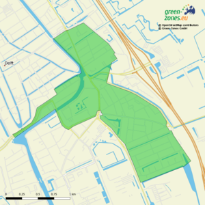Umweltzone Delft - Niederlande