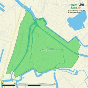 Umweltzone Herzogenbusch (Den Bosch) - Niederlande