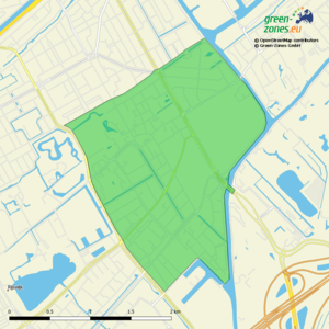 Umweltzone Rijswijk - Niederlande