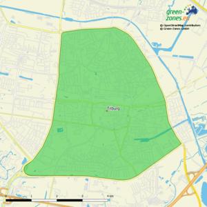 Umweltzone Tilburg - Niederlande
