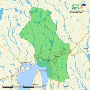 Umweltzone Oslo - Norwegen
