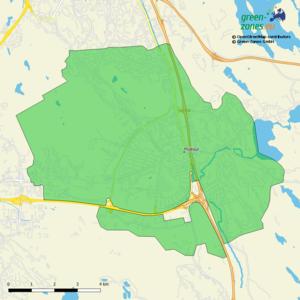 Umweltzone Mölndal - Schweden