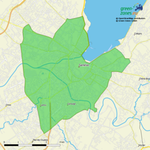 Umweltzone Genf - Schweiz