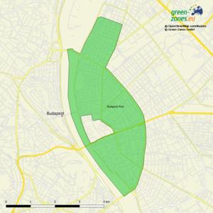 Umweltzone Budapest Pest - Ungarn